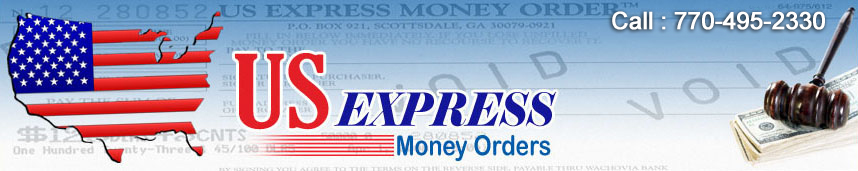 US Express Money Orders
